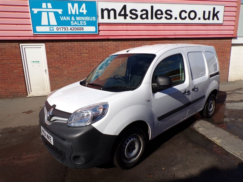 used Renault Kangoo ML19 DCI L2 90PS in wiltshire