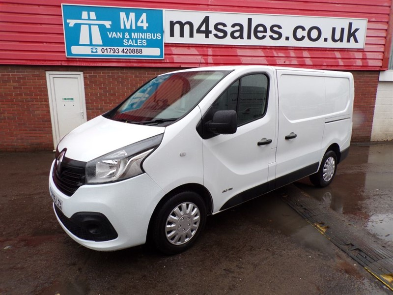used Renault Trafic SL27 BUSINESS PLUS DCI A/C 155PS  in wiltshire