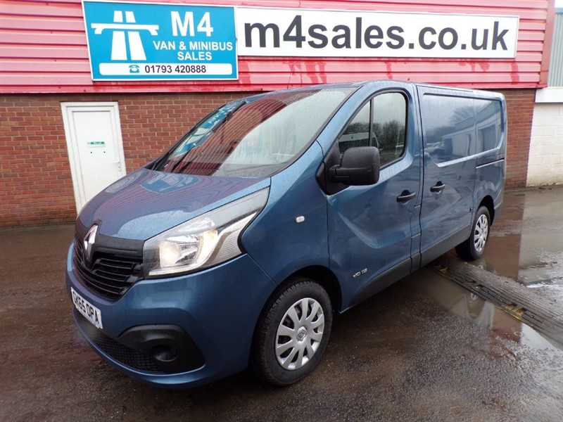 used Renault Trafic SL27 BUSINESS PLUS DCI SWB A/C in wiltshire
