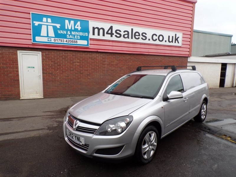 used Vauxhall Astra SPORTIVE CDTI in wiltshire