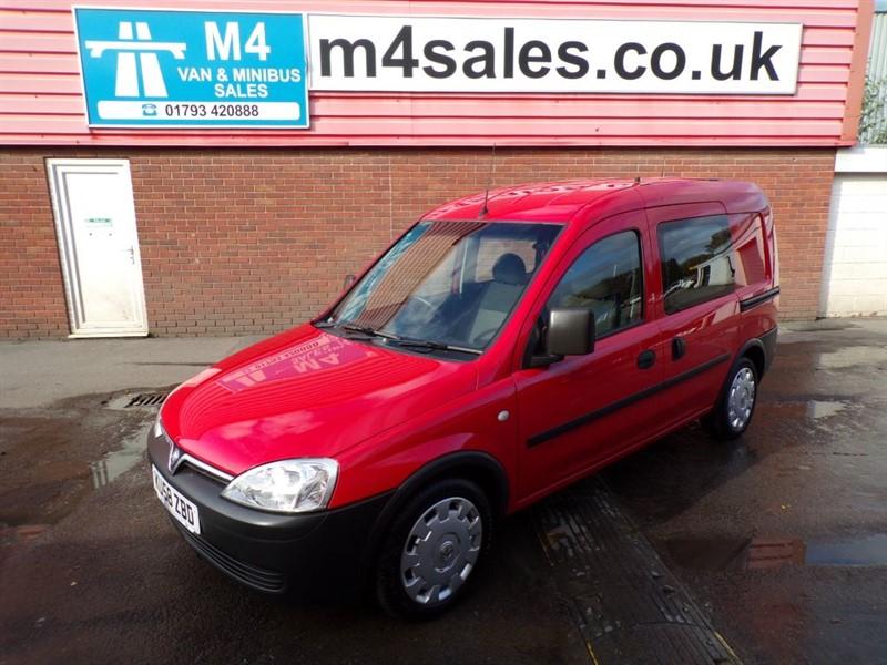 used Vauxhall Combo 2000,1.3 CDTI CREW VAN  in wiltshire