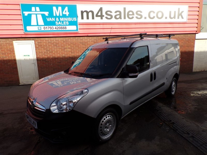 used Vauxhall Combo 2300 L2H1 CDTI ECOFLEX in wiltshire