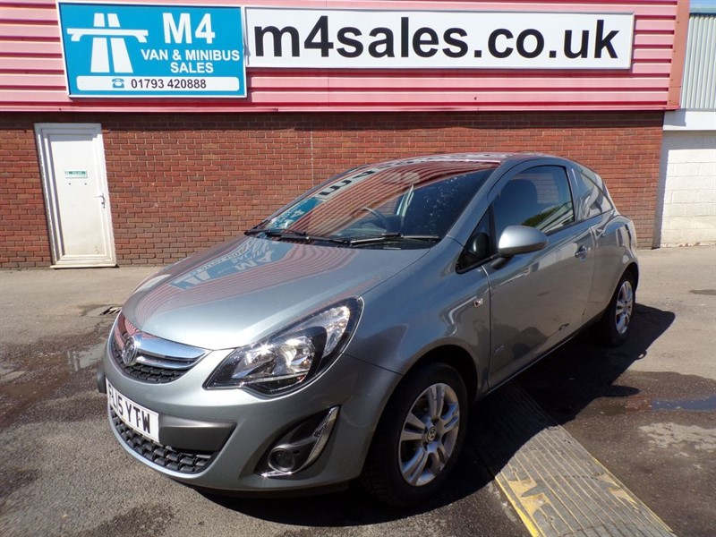 used Vauxhall Corsa SPORTIVE 1.3 CDTI WITH A/C *NO VAT* in wiltshire