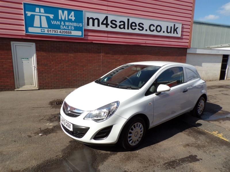 used Vauxhall Corsa CDTI ECO FLEX 1.3 *NO VAT* in wiltshire