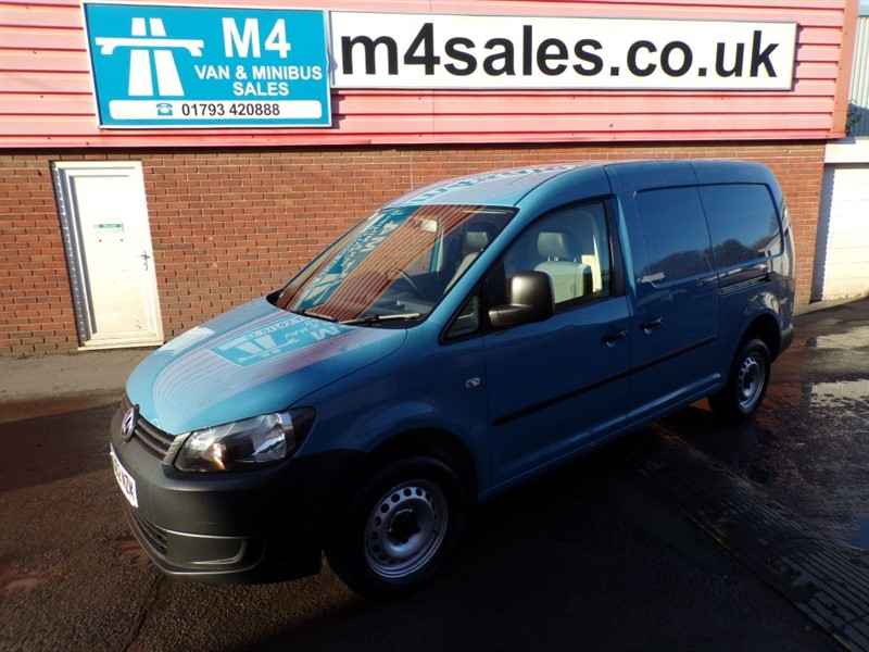 used VW Caddy Maxi C20 TDI 4MOTION in wiltshire