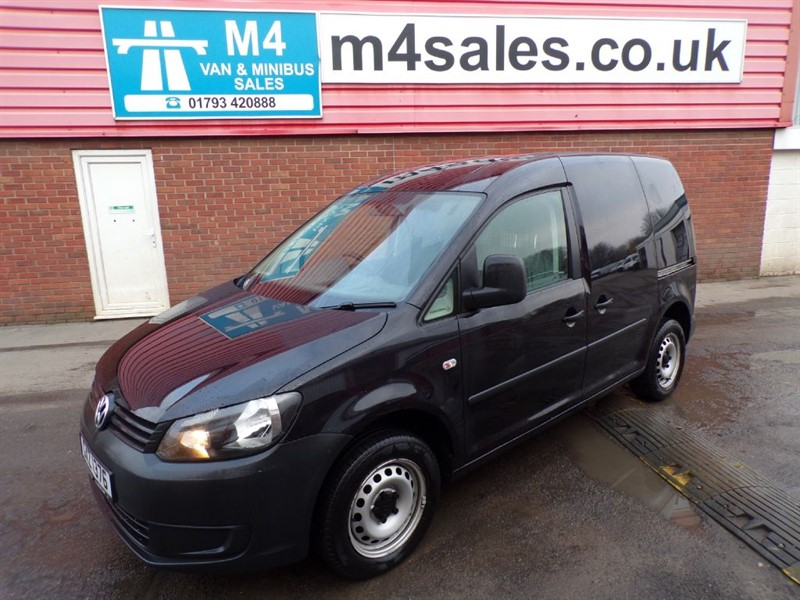 used VW Caddy C20 TDI STARTLINE 75PS A/C in wiltshire