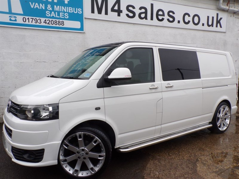used VW Transporter T32 LWB camper NO VAT in wiltshire