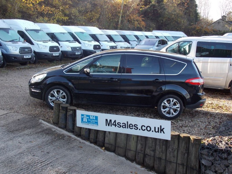 used Ford S-Max 163ps,7 seat titanium,high spec in wiltshire