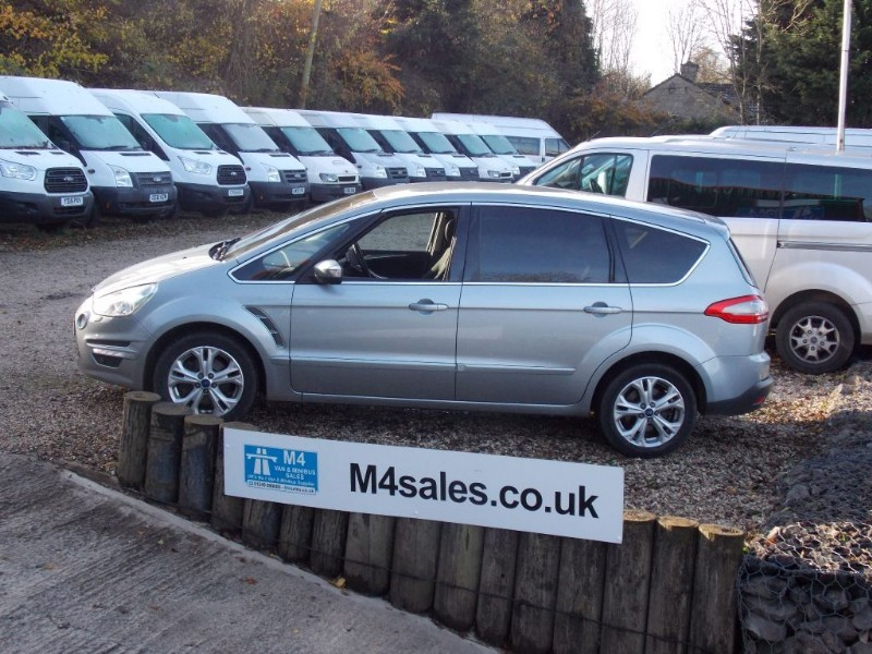 used Ford S-Max 163ps 7st Titanium,high spec in wiltshire