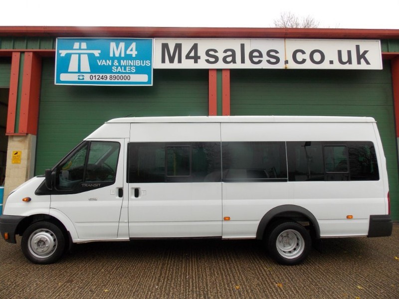 used Ford Transit 135ps, 17st Minibus. **Very Low Miles** in wiltshire