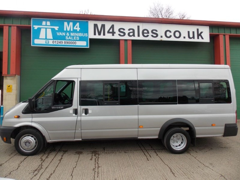 used Ford Transit 135ps,17st minibus.**Low Miles** in wiltshire