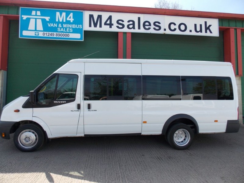 used Ford Transit Wheelchair Access Minibus Fully Tracked & Internal Lift & COC in wiltshire