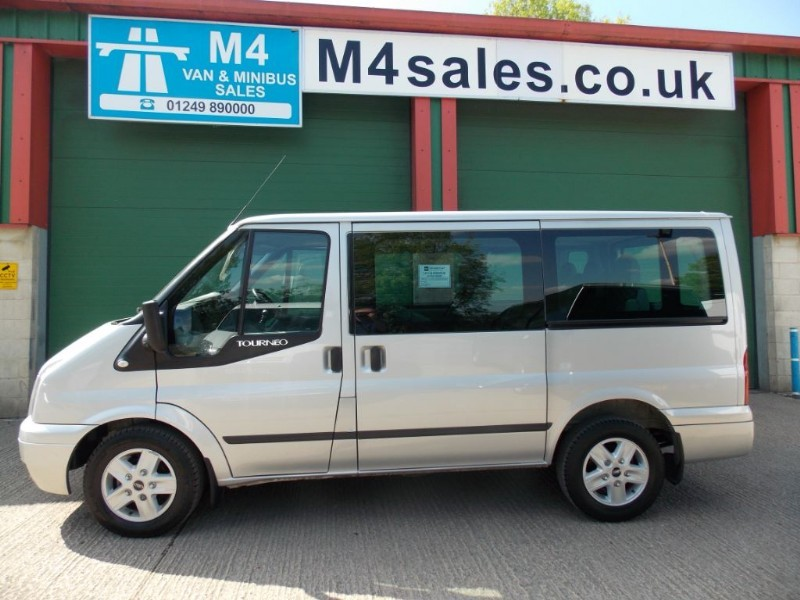 used Ford Transit 280 LIMITED TOURNEO LR 8 STR in wiltshire