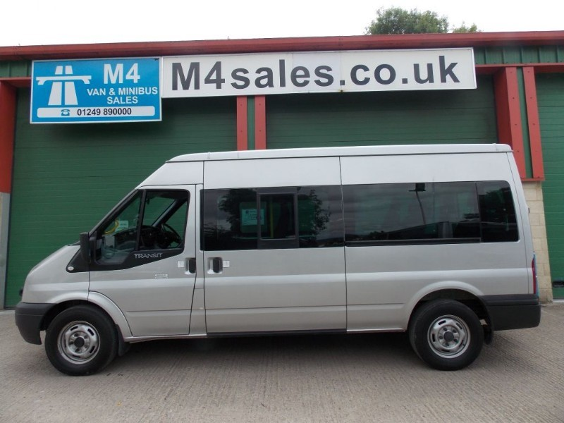 used Ford Transit 135ps,14 seat minibus in wiltshire