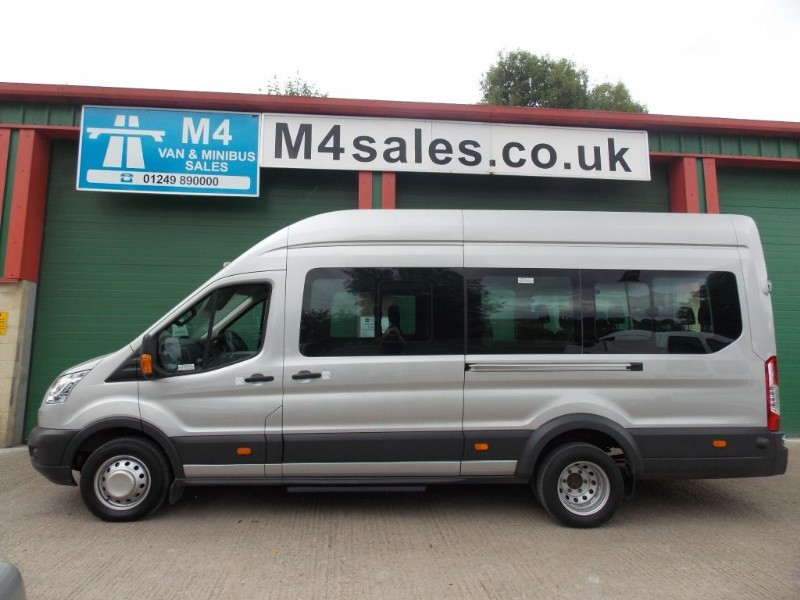 used Ford Transit 17st minibus,tacho,PSV Tested in wiltshire