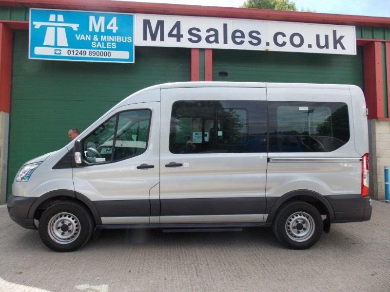 used Ford Transit 125ps,12 seat minibus 3.5T in wiltshire