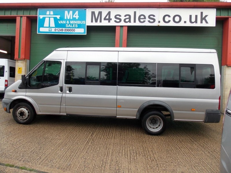 used Ford Transit 140ps,17st minibus,Tacho,A/c,Coif in wiltshire
