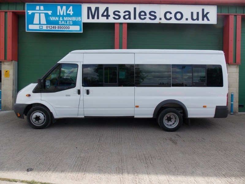 used Ford Transit 430 17 Seat Euro 5 Airconditioning in wiltshire