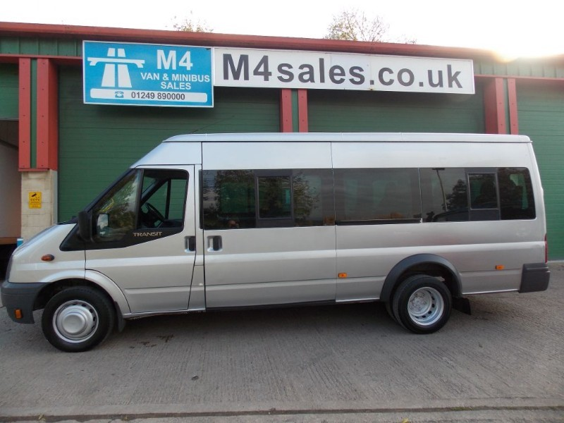 used Ford Transit 430 17 Seat Minibus NO VAT in wiltshire