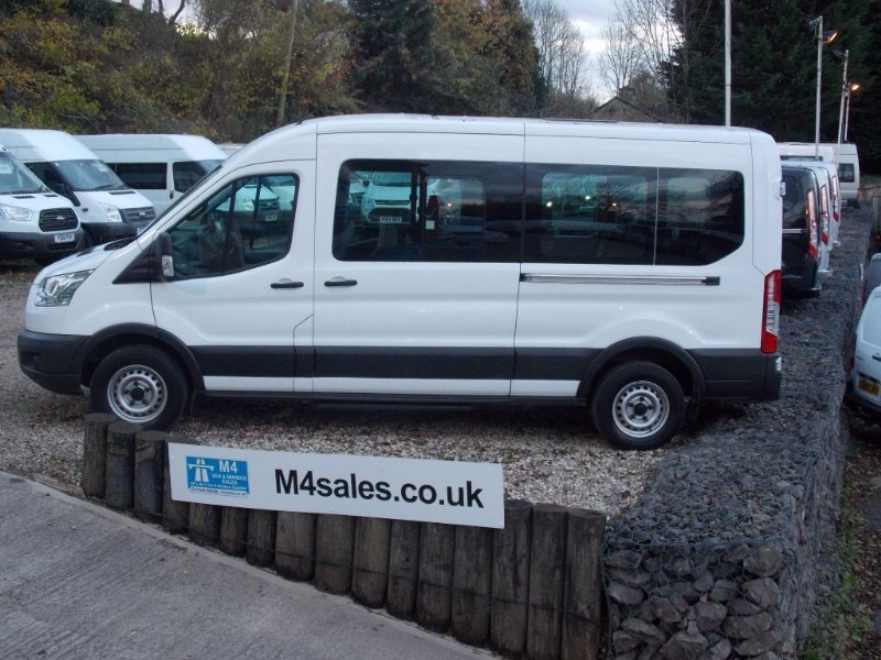 used Ford Transit 410 14 Seat Minibus in wiltshire