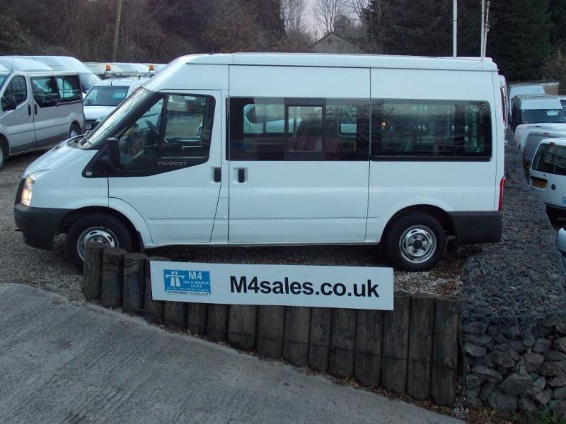 used Ford Transit 300 SHR 9 STR in wiltshire