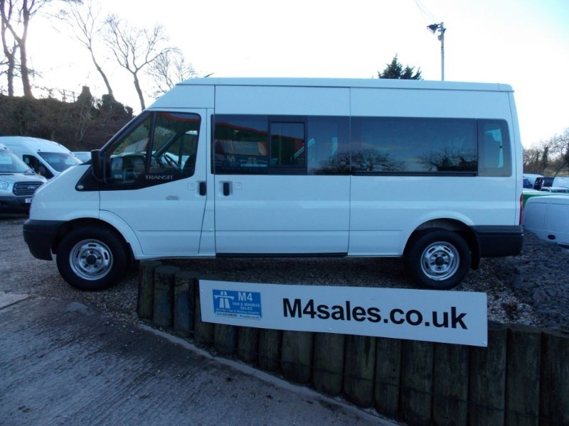 used Ford Transit 350 14 Seater 3.5T Non D1 Licence  in wiltshire