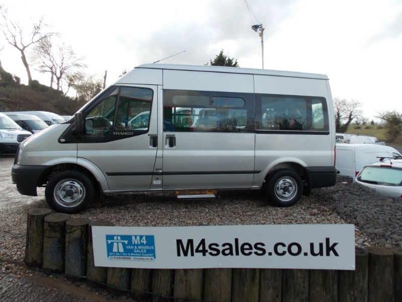 used Ford Transit 7 Seat W/chair Minibus in wiltshire