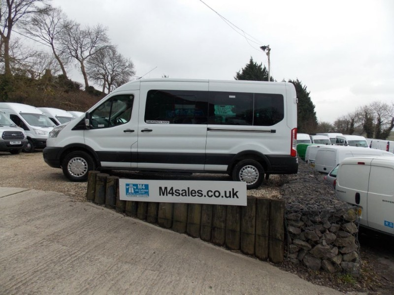 used Ford Transit 410 9 SEAT Wheel Chair Access Minibus in wiltshire