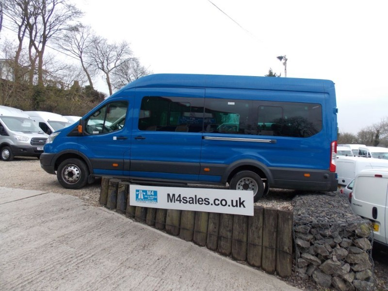 used Ford Transit 135ps,17seat Trend Minibus in wiltshire