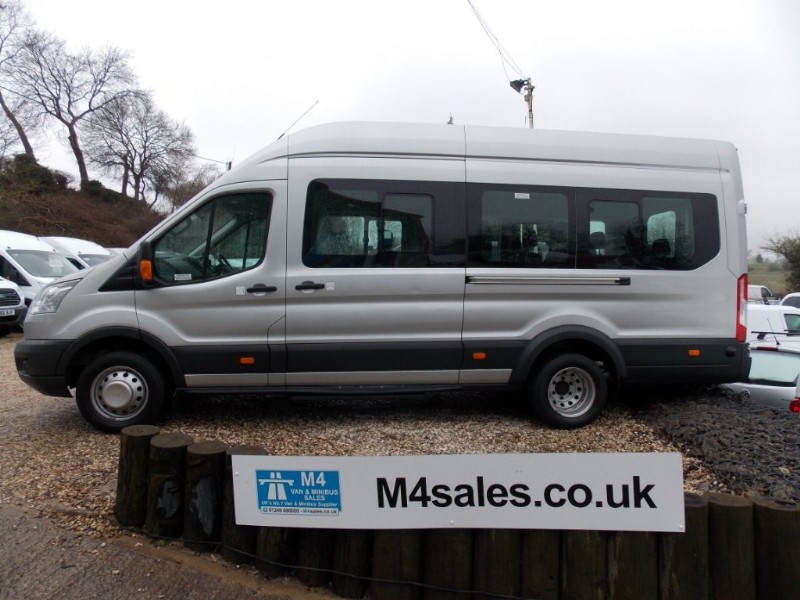 used Ford Transit 125ps,17 seat minibus. in wiltshire