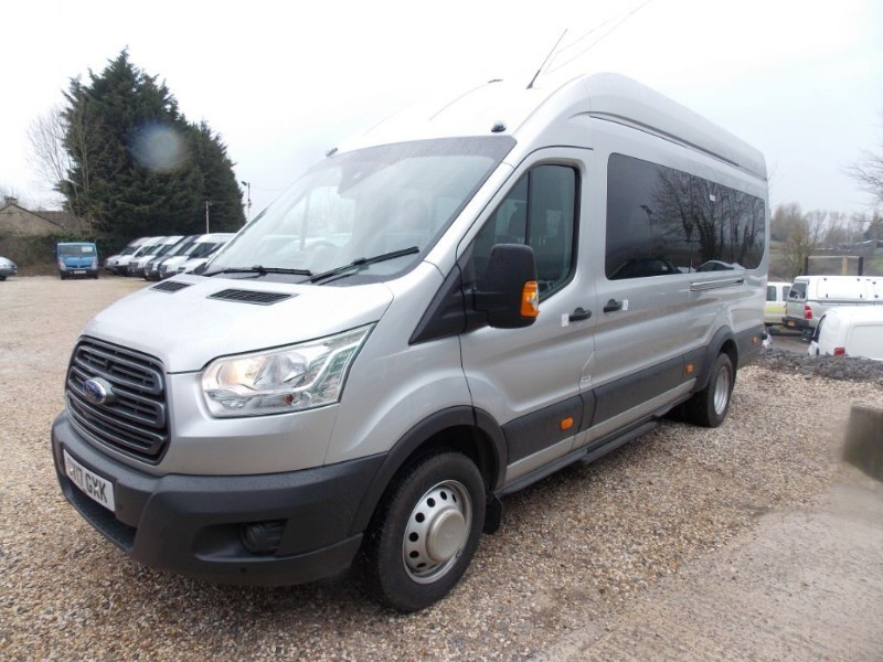 used Ford Transit 125ps,17 seat Trend Minibus,tacho,psv in wiltshire