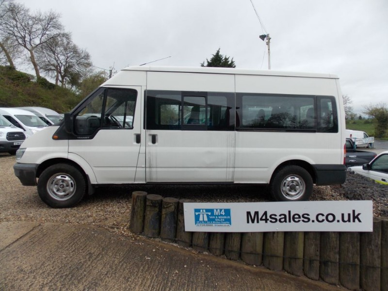 used Ford Transit 350 15 Seat Minibus 3.5 Tonne in wiltshire