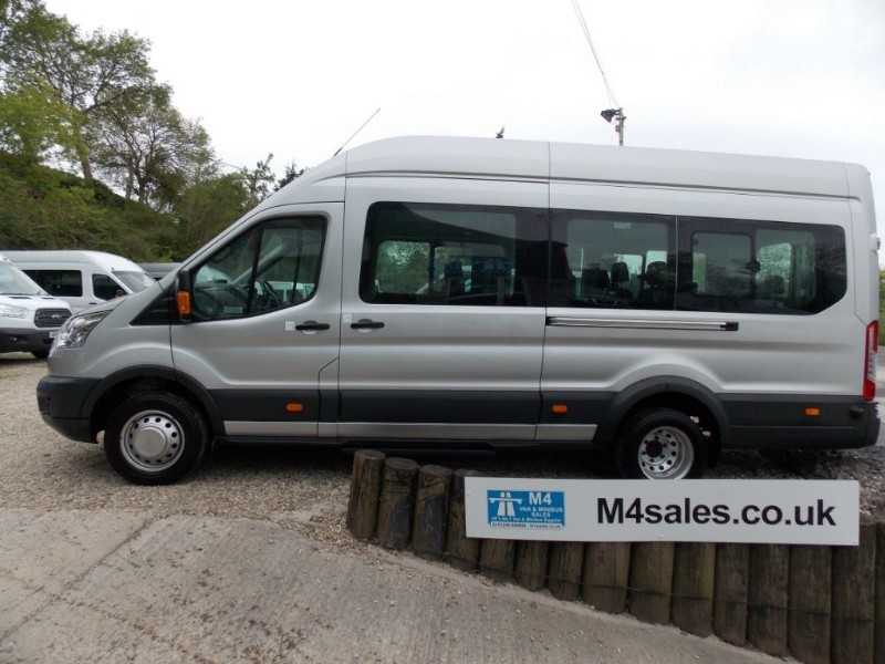 used Ford Transit 17 Seat Minibus A/C in wiltshire