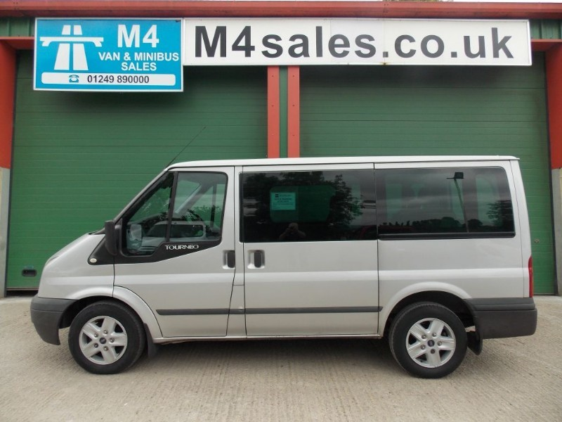 used Ford Transit Tourneo Limited 9 Seat **No Vat** in wiltshire