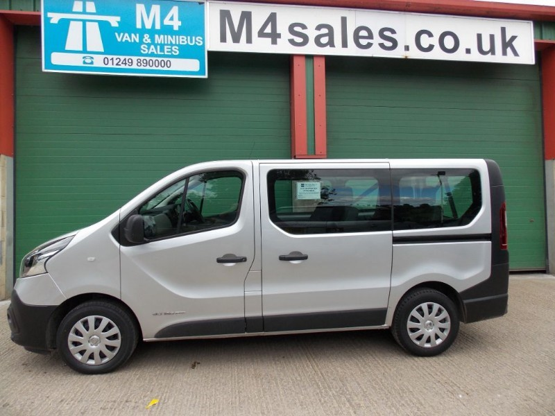 used Renault Trafic SL27 BUSINESS ENERGY DCI in wiltshire