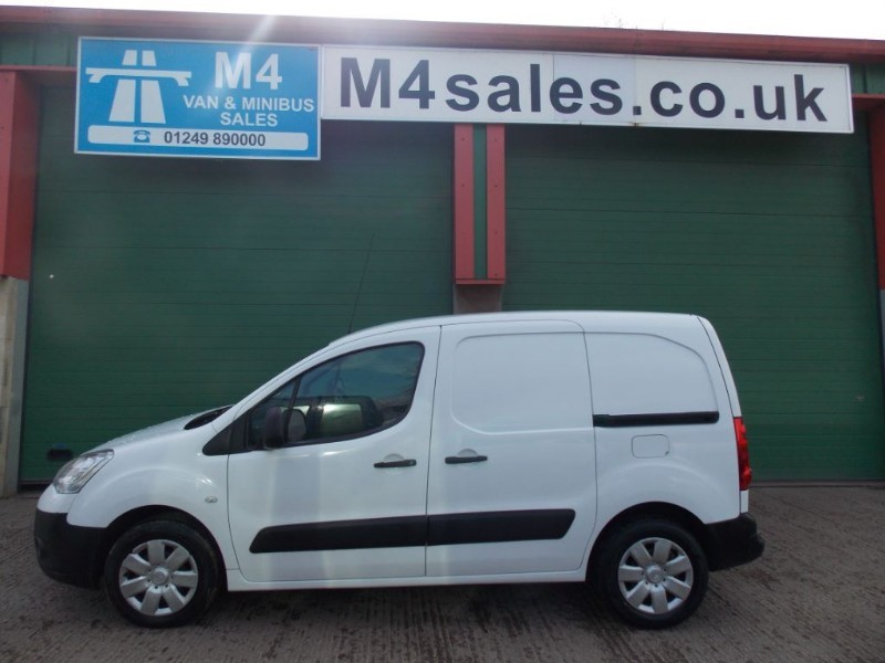 used Citroen Berlingo 1.6hdi,625lx,side door in wiltshire