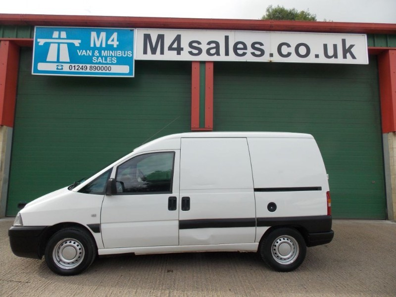 used Citroen Dispatch D 815 ENTERPRISE in wiltshire