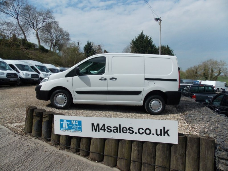 used Citroen Dispatch 90,hdi,1000 L1H1 in wiltshire