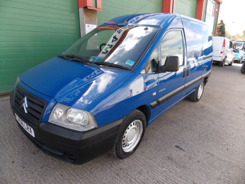 used Citroen Dispatch 2.0hdi,900swb. **No Vat** in wiltshire