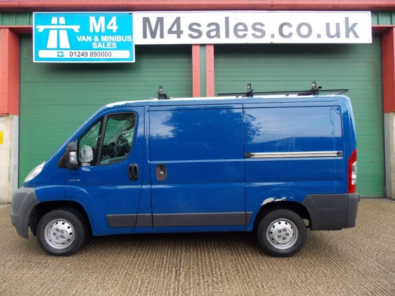 used Citroen Relay 33 L1H1 100 SWB in wiltshire