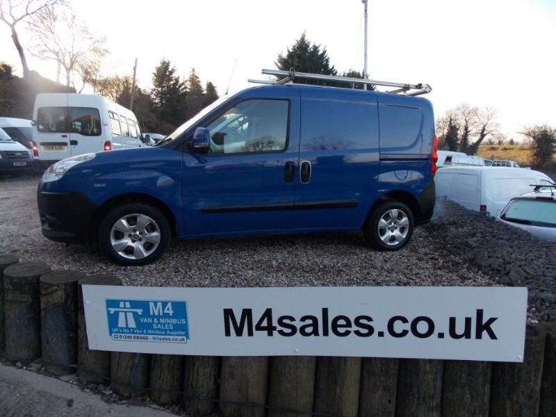 used Fiat Doblo 1.3dsl multijet SX model.**No Vat** in wiltshire