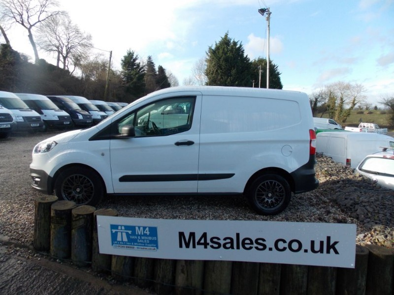 used Ford Courier TDCI NO VAT in wiltshire
