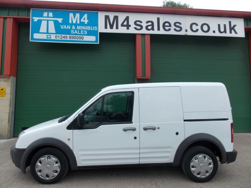 used Ford Transit Connect T200 SWB 75 TDCI in wiltshire