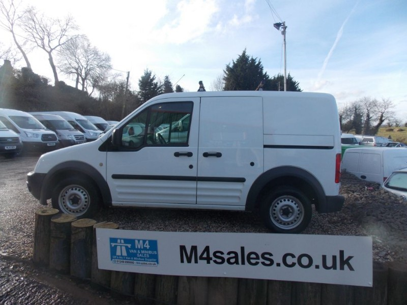 used Ford Transit Connect 75ps,T200 swb van,sld in wiltshire