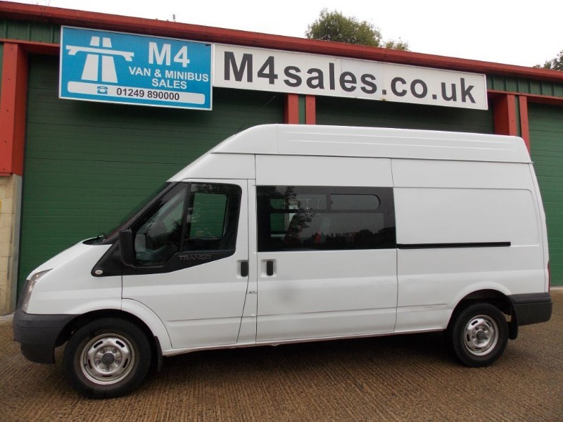 used Ford Transit 9 Seat LWB  in wiltshire