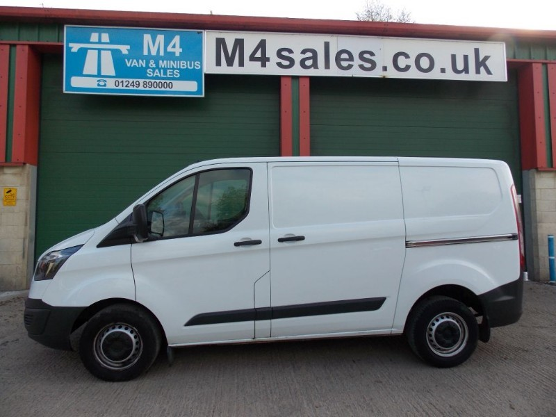 used Ford Transit Custom 270 L1  in wiltshire
