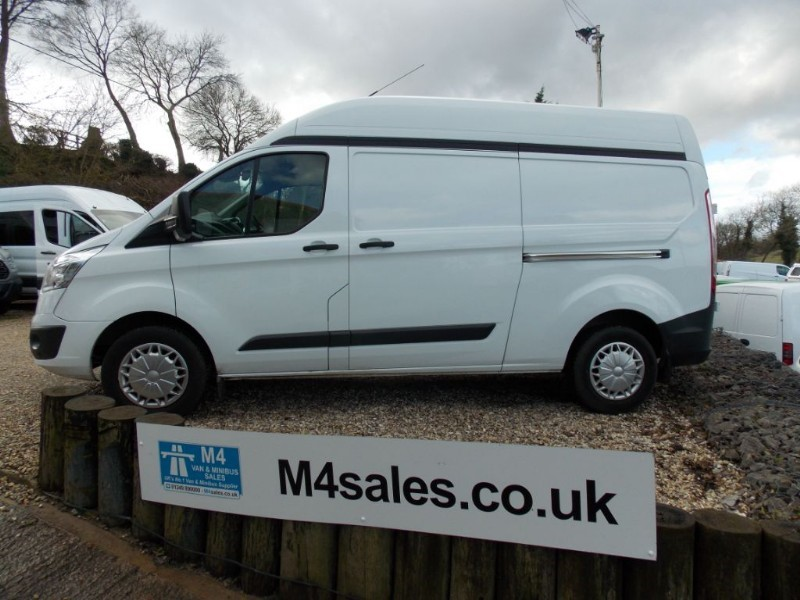 used Ford Transit Custom 155ps,L2 H2 Trend van in wiltshire