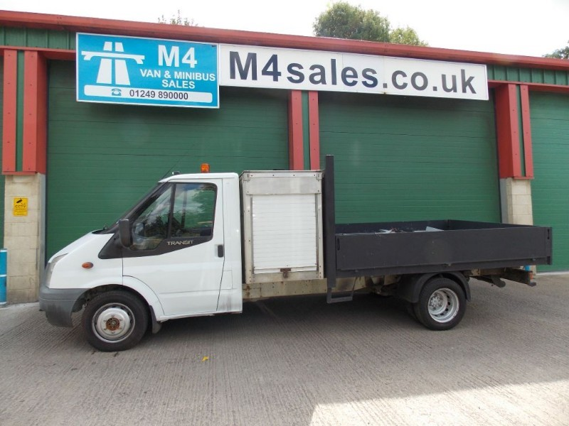 used Ford Transit 350 LWB EF Dropside NO VAT  in wiltshire