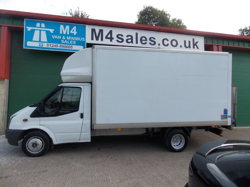 used Ford Transit 350 LWB Tail Lift in wiltshire