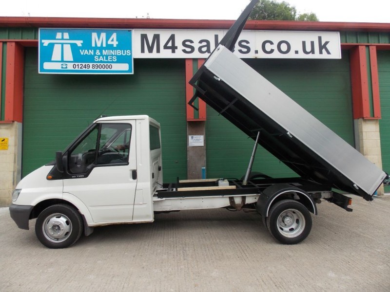 used Ford Transit 350M NEW tipper body in wiltshire